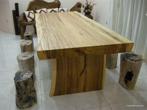 rustic wood table ls indogemstone rustic wood furniture
