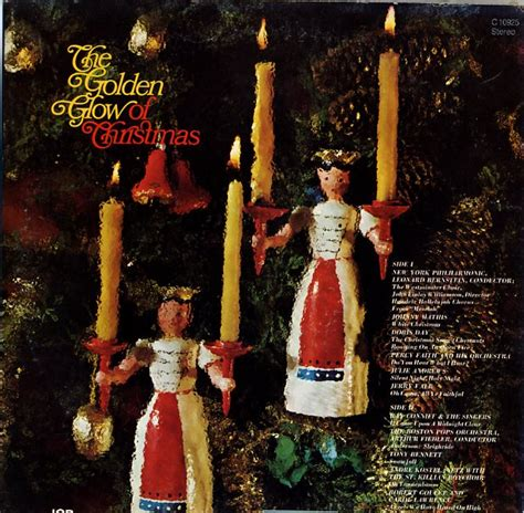 j c penney the golden glow of christmas
