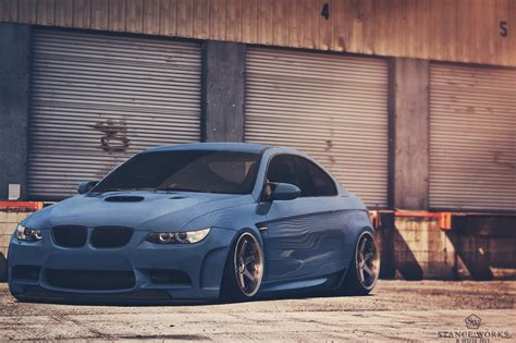 bmw stanced stanced bmw m3 92 39 39 wide boy 39 39 by sk1zzo on deviantart