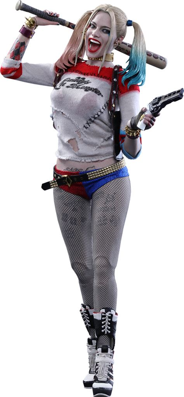Harley Quinn Escuadrón Suicida Dc Comics Hot Toys Cine