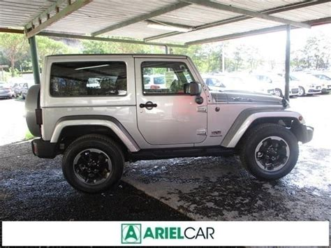 Auto 3 Porte by Sold Jeep Wrangler 2 8 Crd Polar A Used Cars For Sale