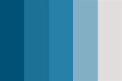 Cool Colour by Blue Cool Color Palette