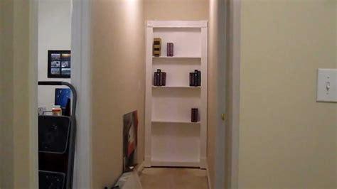 basement door cover my diy door