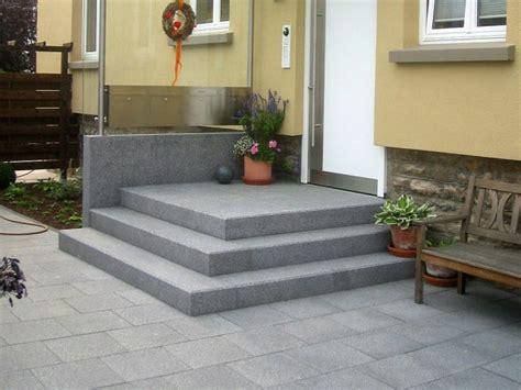 hauseingang gestalten granit ihren hauseingang gestalten wir ludwig abfalter landschaftsbau