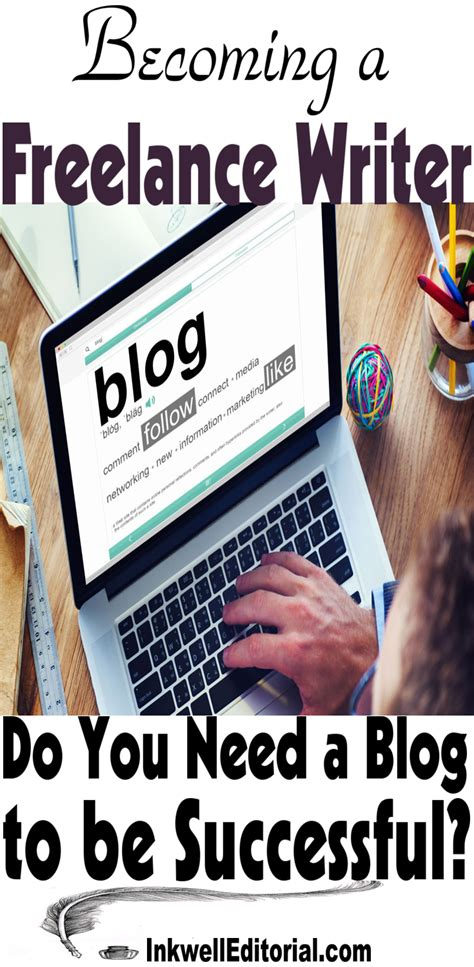 Becoming A Freelance Writer Can You Be Successful Without A Blog?  Inkwell Editorial