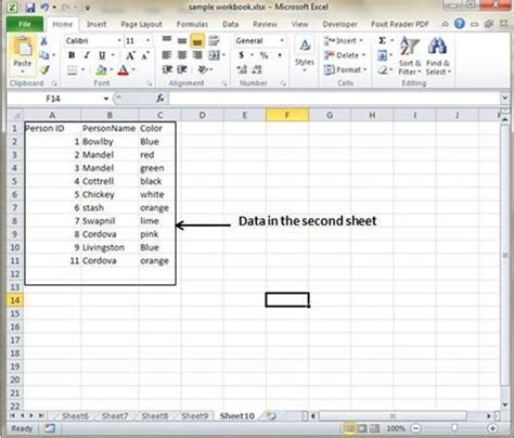 referencing worksheets in excel 2010 how to perform cross referencing in ms excel 2010