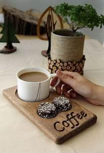 Cafe Bar Zuhause : kaffee und teeservice aus holz cafe restaurant f r b ro ~ Watch28wear.com Haus und Dekorationen