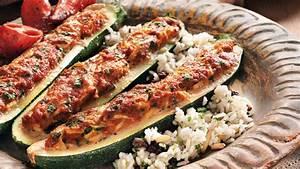 Fingerfood Rezepte Schnell Und Einfach : gef llte zucchini ~ Articles-book.com Haus und Dekorationen