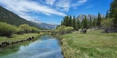 John Muir Trail Photos & Journal: Yosemite to Red's Meadow