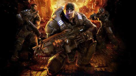 gears  war  wallpapers  ultra hd  gameranx