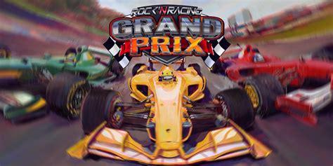 grand prix rock  racing nintendo switch