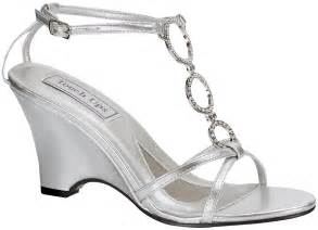 silver wedge bridesmaid shoes comfortable and versatile also ipunya - Silver Wedge Bridesmaid Shoes