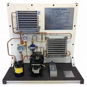 Tabletop Heat Pump Training Unit
