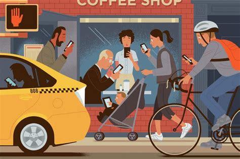 hooked   smartphones   york times