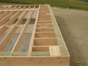complete floor joist system