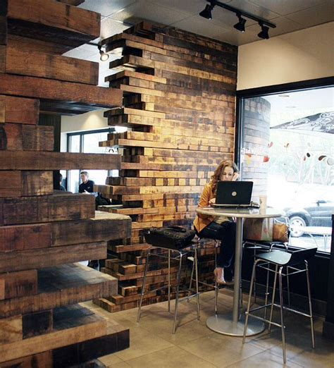 reclaimed wood pallet wall palletwood palletwalls