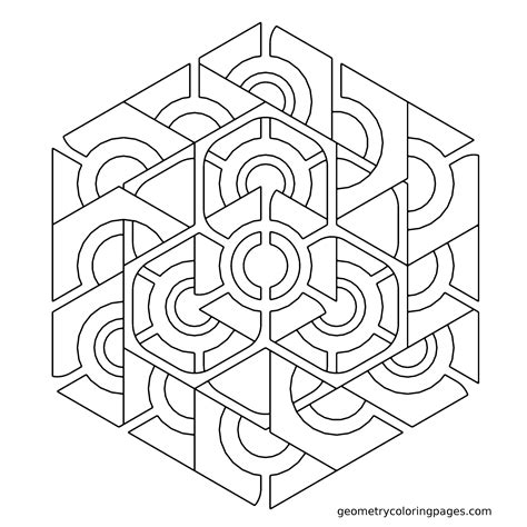 mandala coloring page hexalinks adult coloring pages