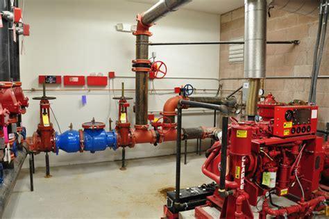 Backflow Prevention   Fire Sprinkler Systems   Stevenson