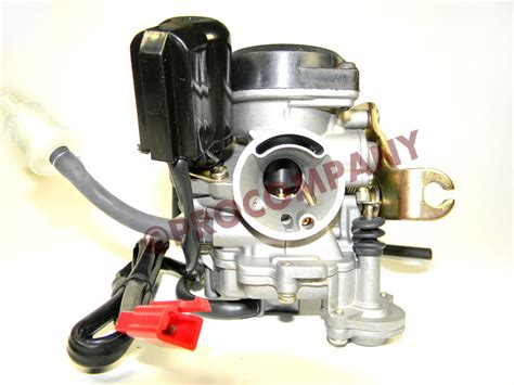 Gy6 Scooter Moped Bike Carburetor Carb Parts Taotao Nst