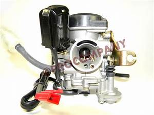 Scooter Carb 50cc Chinese Gy6 139qmb Moped 49cc 60cc Used