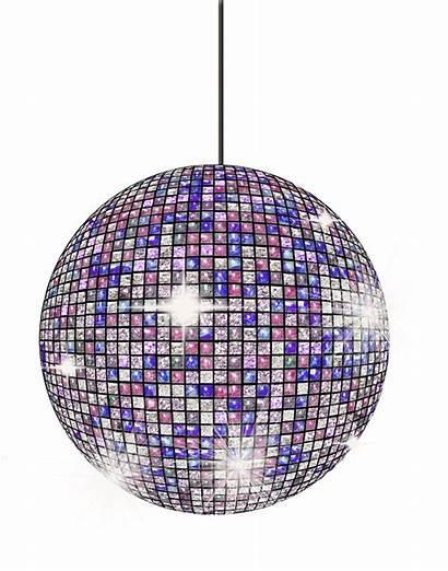 Disco Clipart Transparent Ball Lights Lighting Ballroom