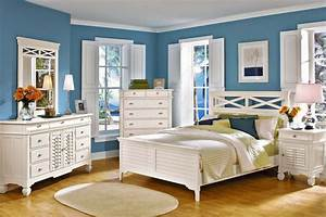 Bedroom, Decorating, Ideas, For, Blue, Walls