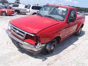 Find 95 96 97 Ford Ranger Engine 2 3l  Vin A  8th Digit  4