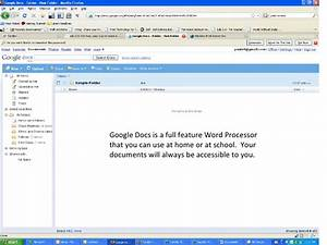 google docs With google documents features