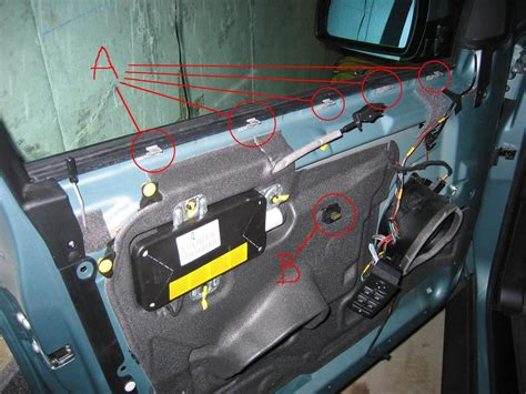 on board diagnostic system 2005 bmw 645 electronic throttle control diagrams to remove 2010 bmw x3 driver door panel pelican technical article bmw x3 door panel
