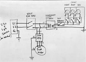 Dayton Transformer Wiring Diagram : 120vac from 230vac supply inside control panel ~ A.2002-acura-tl-radio.info Haus und Dekorationen