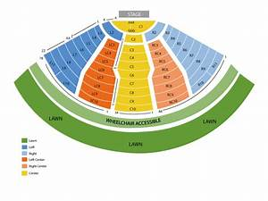 DTE Energy Music Theatre Seating Chart And Tickets