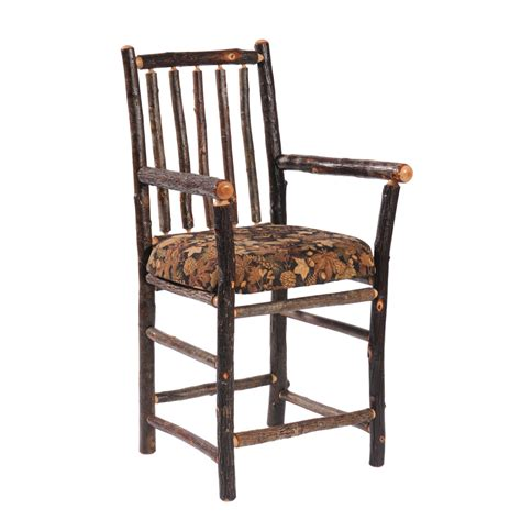 bar chair with arms