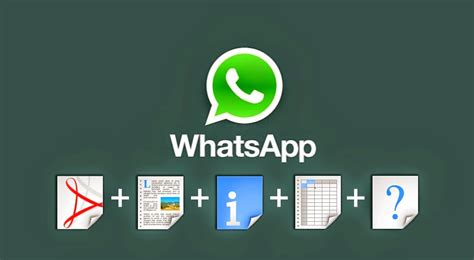 whatsapp android whatsapp for android allows you to send excel powerpoint