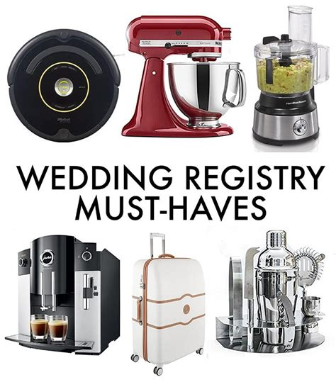 Kitchen Kaboodle Gift Registry by Must Wedding Registry Items S Clean Kitchen