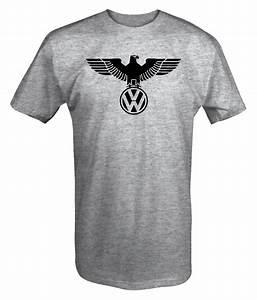 Vw T Shirts : vw german eagle volkswagen euro jdm gti r32 turbo t shirt ~ Jslefanu.com Haus und Dekorationen