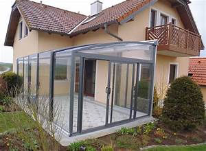 Abri De Terrasse Retractable : modele veranda terrasse 20171002133716 ~ Dailycaller-alerts.com Idées de Décoration