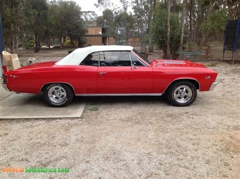 1967 Chevrolet Camaro Malibu Coupe Used Car For Sale In