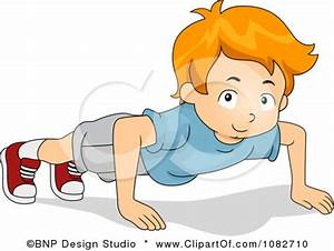 Push- Up Exercise Clipart - Clipart Suggest