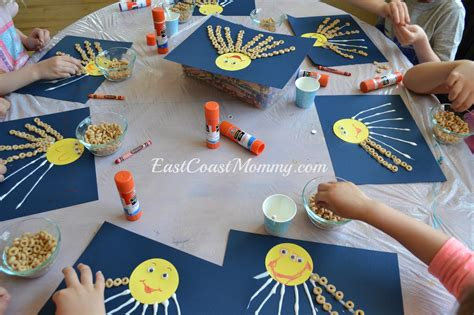 East Coast Mommy Number Crafts (number Eight} Eightlegged Friends