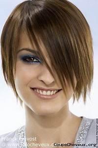 Coupe De Cheveux Mi Court : coupes de cheveux mi courts ~ Nature-et-papiers.com Idées de Décoration