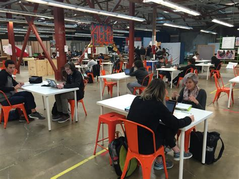 design tech high school rethinking classroom design to promote creativity and