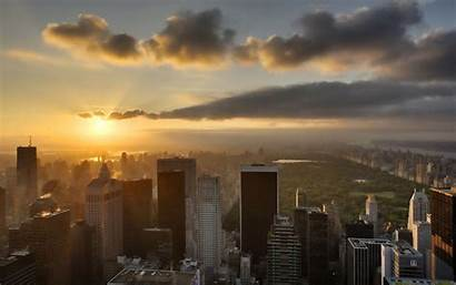 York Park Central Wallpapers Cities Nyc Sun