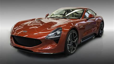 Car Usa News : 2018 Tvr Griffith Is The 500 Hp British Sports Car That