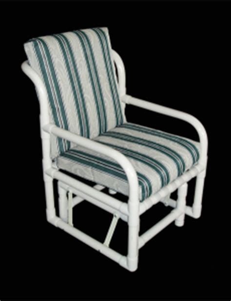 pvc patio chairs