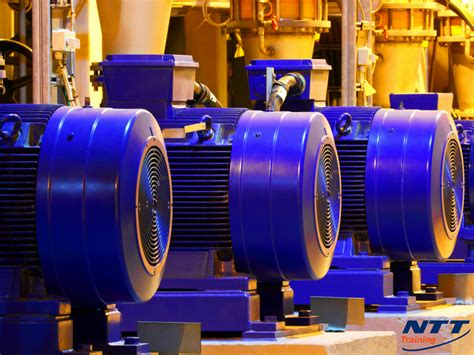 Electric Motors in Industry: Do Your Employees Need Safety Training?