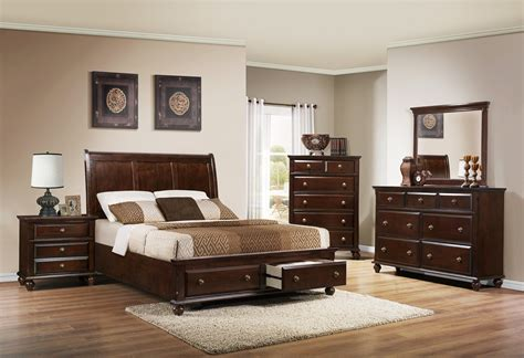 crown bedroom set crown furniture portsmouth storage bedroom set in