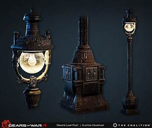 Environment Assets Props Textures Etc From Gears Of War