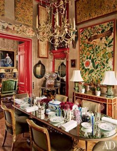 Interior Designer Jacques Garcia Celebrating Decor by 441 Best Quot Dining Rooms Quot And Table Scapes Images In 2019