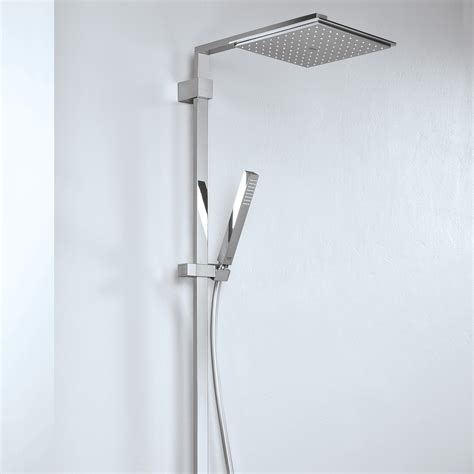 Grohe Bathroom Equipment by Grohe Euphoria Shower System Cube 230 With