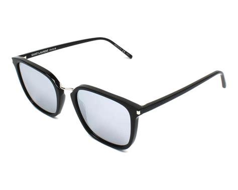 Yves Saint Laurent Sunglasses Sl-131 008 Black